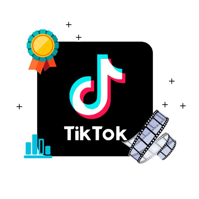 TikTok - Obserwacje, polubienia i wyświetlenia tt