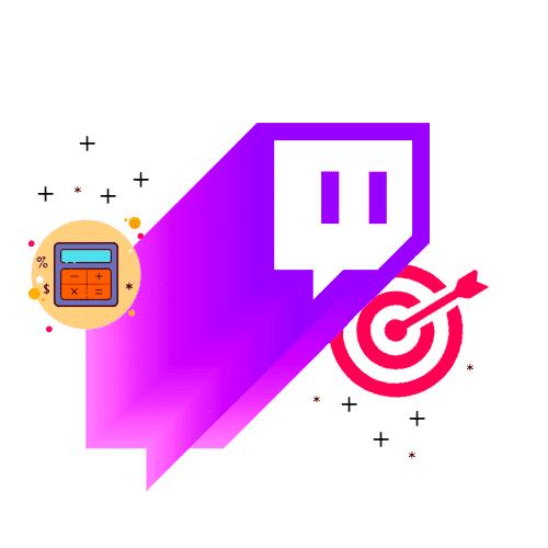 Twitch - wyświetlenia live  Obserwacje, polubienia, wyświetlenia