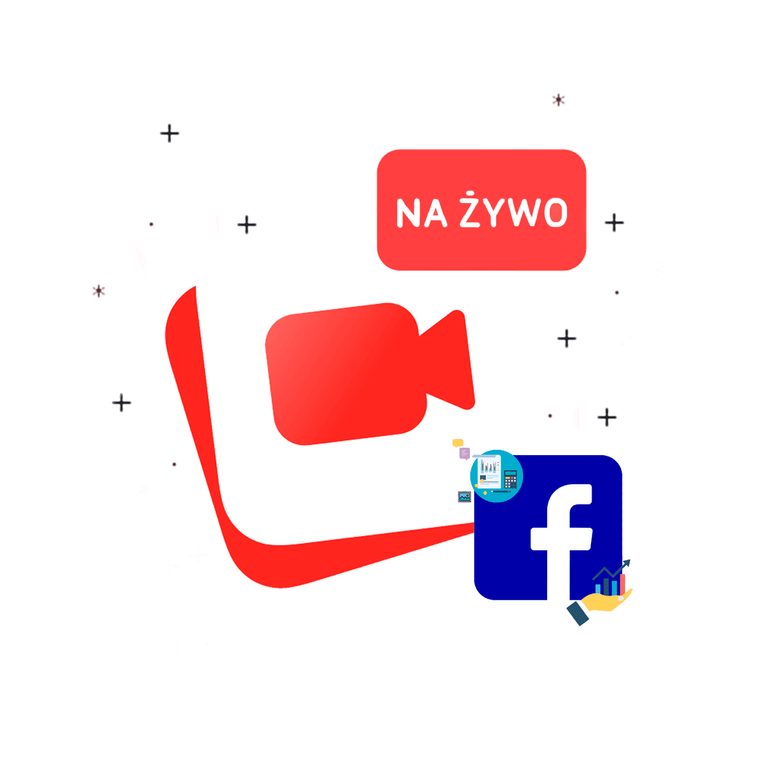 facebook transmisja na zywo