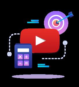 Wyświetlenia filmu YouTube